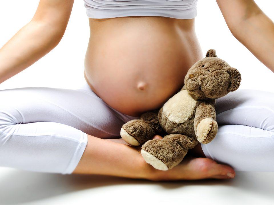 New Mom Yoga